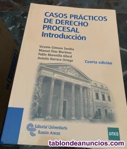 Casos practicos de derecho procesal. Introduccion