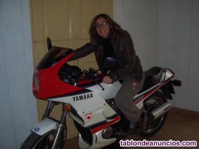 Moto Yamaha XJ 600