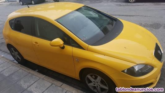 Vendo mi coche SEAT LEÓN 1.2 TSI