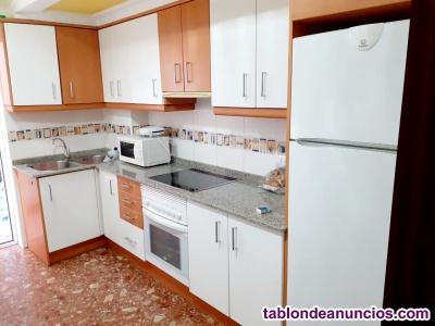 Piso de 86 m2 más patio muy bien situado, Campoamor