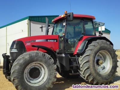 Tractor Marca Case