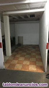 Alquiler Cochera C/ Rio Nevalo - Avenida Trassierra
