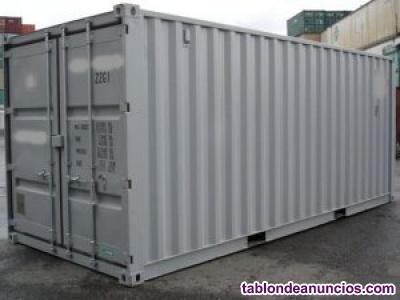 Servicios de venta de contenedores bodegas, oficinas, habitacionales