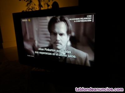 Tv samsung impecable