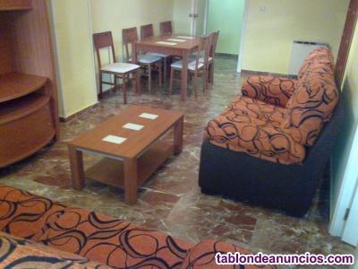 Alquiler habitación piso luminoso y céntrico, zona Paseo del Violón