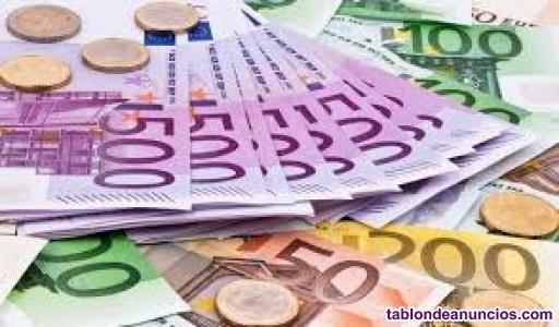 Oferta de préstamo entre particular muy serio y muy rápido