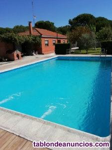 La Espiga.Casa con piscina privada.