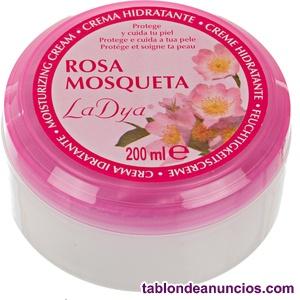 Crema corporal hidratante Rosa mosqueta 200ML