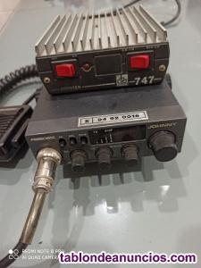 Emisora de 27 radio-aficionado