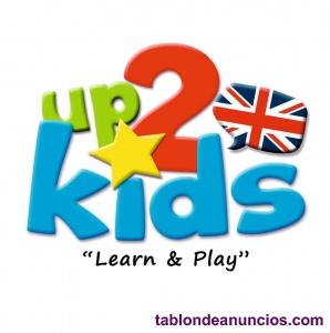 Escuela de Inglés UP 2 KIDS
