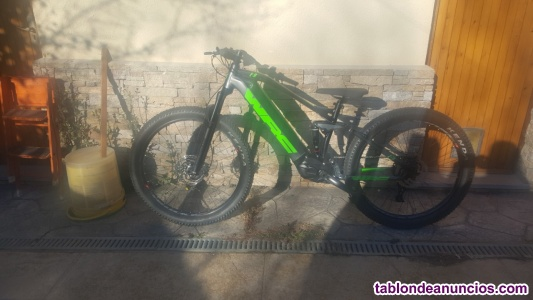 Se vende bicicleta electrica nueva