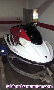 Vendo Moto Acuática Yamaha 800r