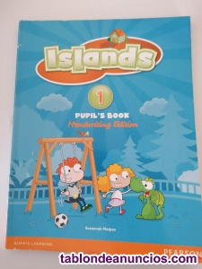 Islands 1 pupil s book pearson