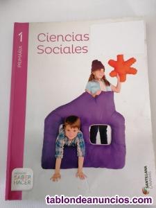 Ciencias sociales 1 primaria santillana