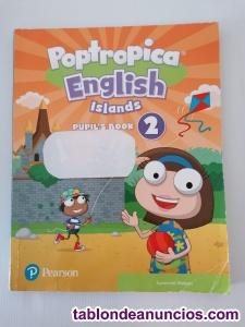 Poptropica english islands 2 primaria pearson