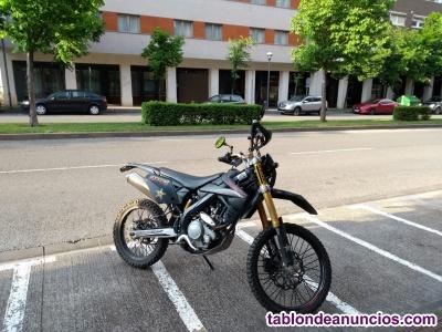 MOTO RIEJU MRT PRO 125cc