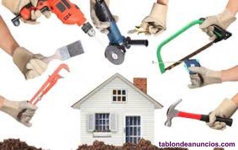 Reparaciones y pequeñas instalaciones