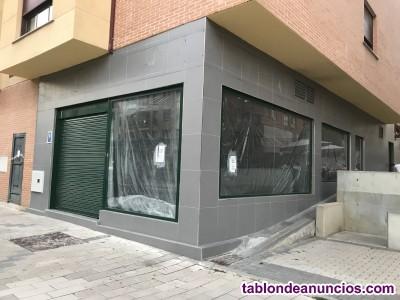 Alquiler de Local en calle Manuel Azaña