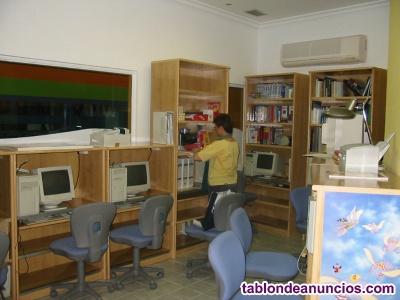 Vendo mobiliario de centro formación / oficina