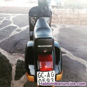Se vende Moto Vespa