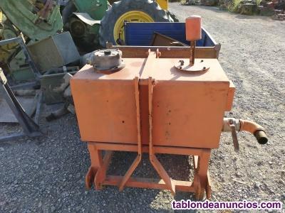 Deposito aceite hidraulico de tractor