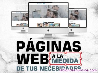 Diseño web presencial / página web