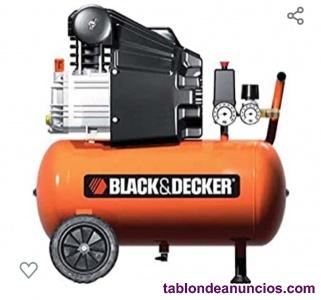 Compresor de aire 25l black&decker