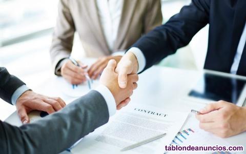 Busco socio comercial para asesoría consultoría