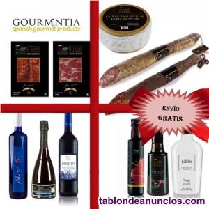 Lote Gourmet Lazo Rojo