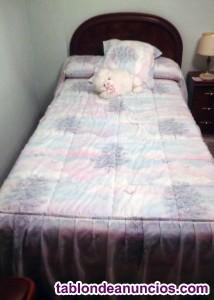Dormitorio de 2 camas de 90 cm