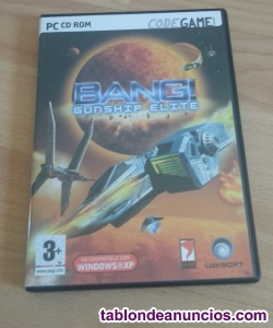 Videojuego Bang! Gunship Elite para PC