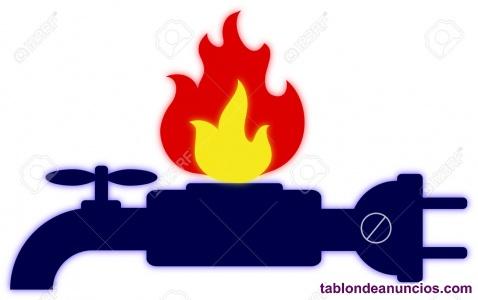 Fontanería, electricidad, calefacción... ECONÓMICO!