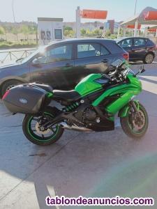 Vendo Kawasaki Er6F impecabld