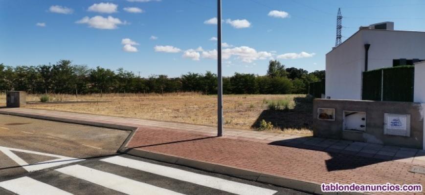 Parcela urbanización El Soto