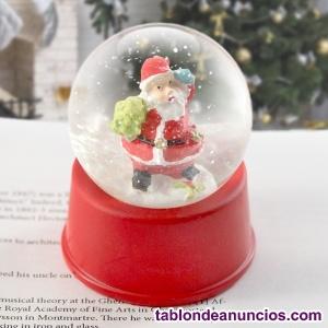 Bola de Nieve de Papa Noel.