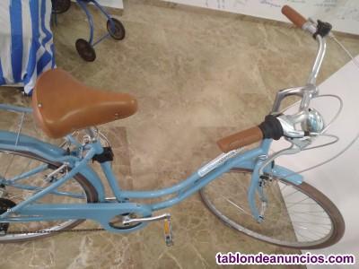 Bicicleta clasica Italiana Capri modelo Berlin 28`