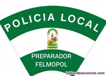 Preparador Oposición Policía Local Andalucía