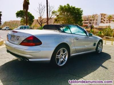 Se vende Mercedes SL 55 AMG