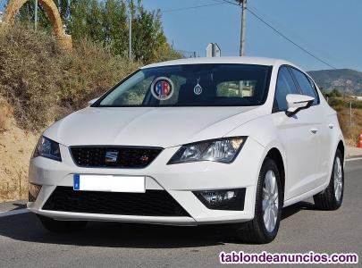 Seat Leon 1.6TDI Style unico propietario. Revisado y garantizado.