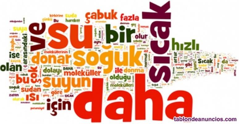 Cursos de Turco online