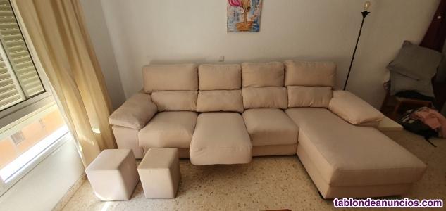 Sofa Seminuevo en excelente estado. Muy poco uso