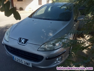 Peugeot 407 1.6 hdi 110 cv.