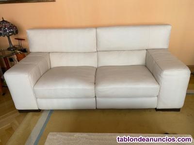 Vendo sofa natuzzi