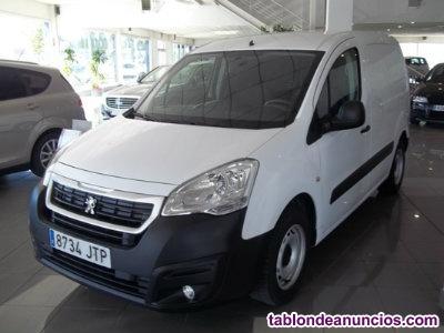 Peugeot partner furgon confort pack 1.6 bluehdi