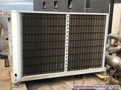 Tres máquinas de Aire Acondicionado Industriales