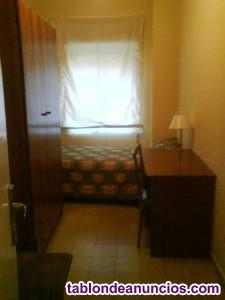 Alquiler de habitaciones muy luminosas y en muy buena zona