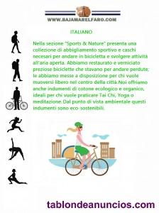 Clases on-line de italiano y atención al público nivel básico