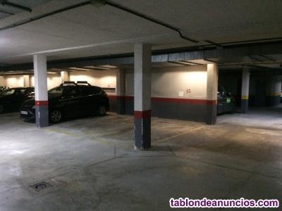 Se alquila plaza de parking en Rochapea