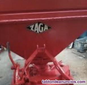 Abonadora tractor