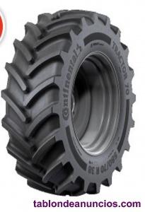 Ruedas tractor